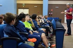 Escola Notre Dame Menino Jesus - Encontro com Jornalistas (1)