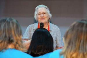 Encontro de colaboradores - 95 anos de presença das Irmãs de Notre Dame no Brasil (13)